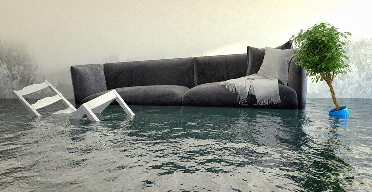 water damage Everett Washington